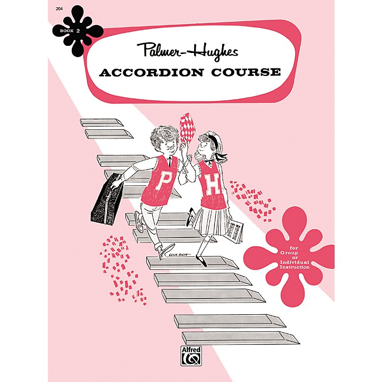 AlfredPalmer-Hughes Accordion Course Book 2