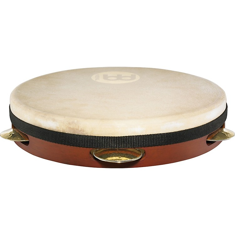 Meinl Pandeiro African Brown 10 In