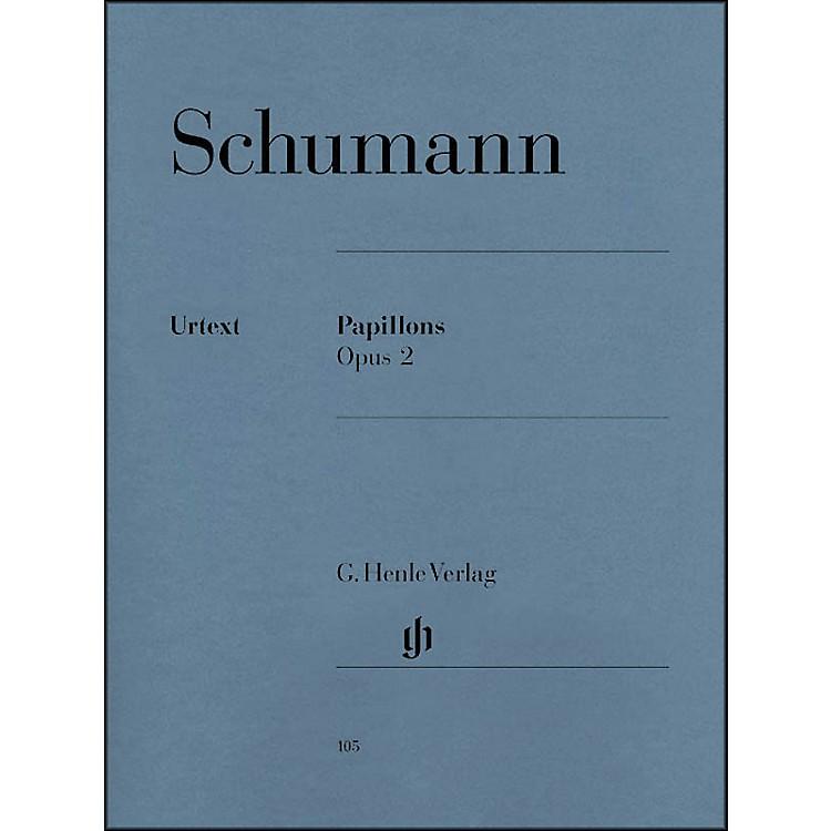 G. Henle VerlagPapillons Op. 2 By Schumann