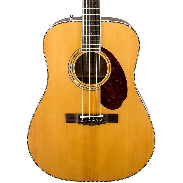 FenderParamount Series PM-1 Standard Dreadnought Acoustic-Electric GuitarNatural