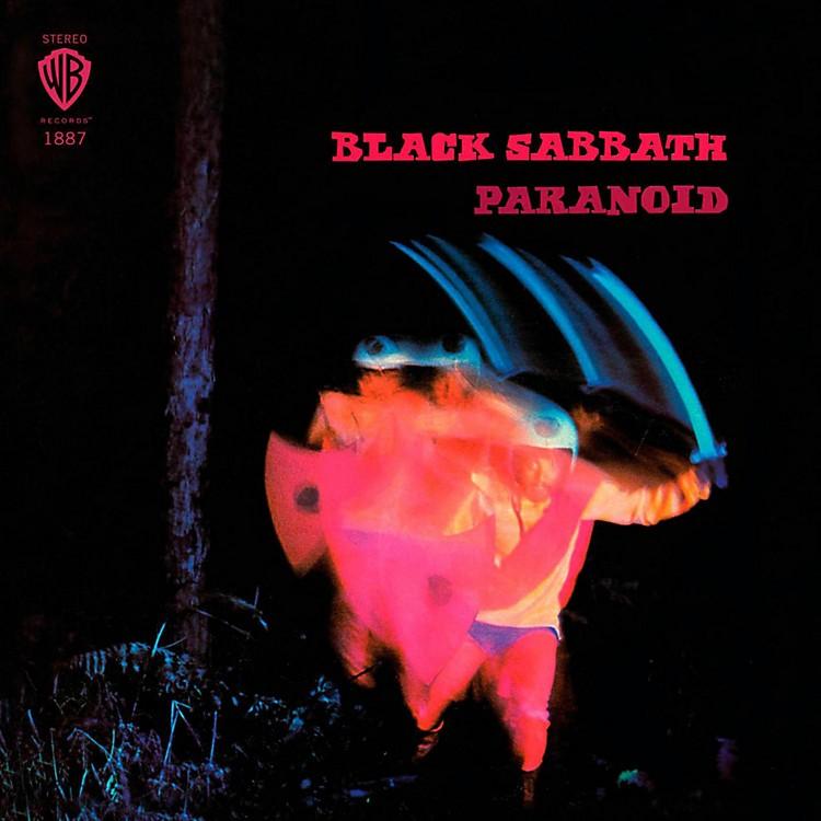 WEAParanoid Deluxe Edition 2LP 180 Gram Vinyl