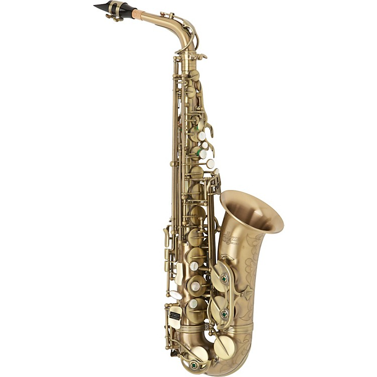 AlloraParis Series Professional Alto SaxophoneAAAS-807 - Antique Matte Finish
