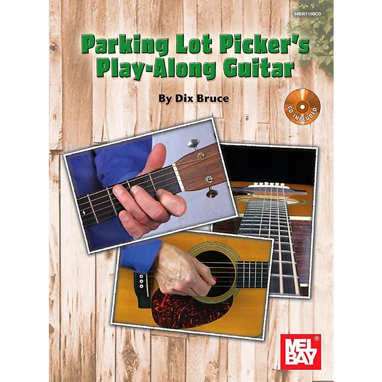Mel BayParking Lot Picker's Play-Along Guitar