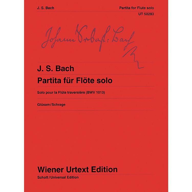 Carl Fischer Partita Book