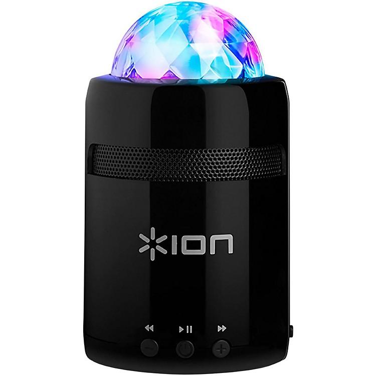 IONParty Starter Wireless Speaker with Built-in Light ShowBlack