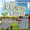 Universal Music Group Party Tyme Karaoke - Country Hits 18