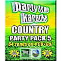 Party Tyme Karaoke - Country Party Pack 5