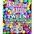 SYBERSOUND Party Tyme Karaoke - Tween Party Pack 2