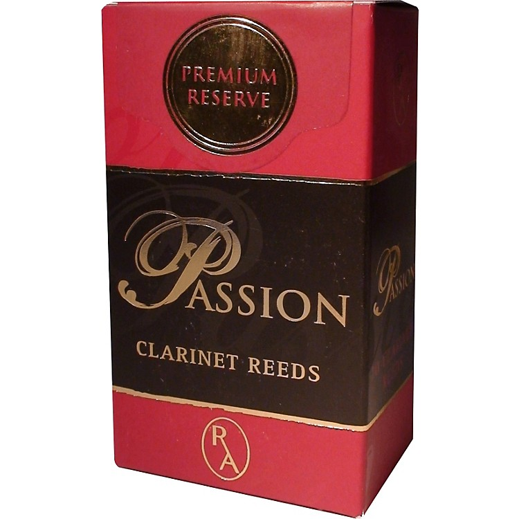 Reeds Australia Passion Bb Clarinet Reeds Strength 3.5