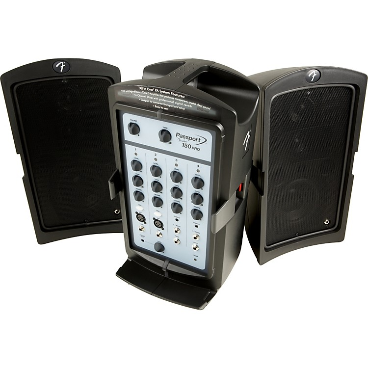 Fender Passport 150 PRO Portable PA System