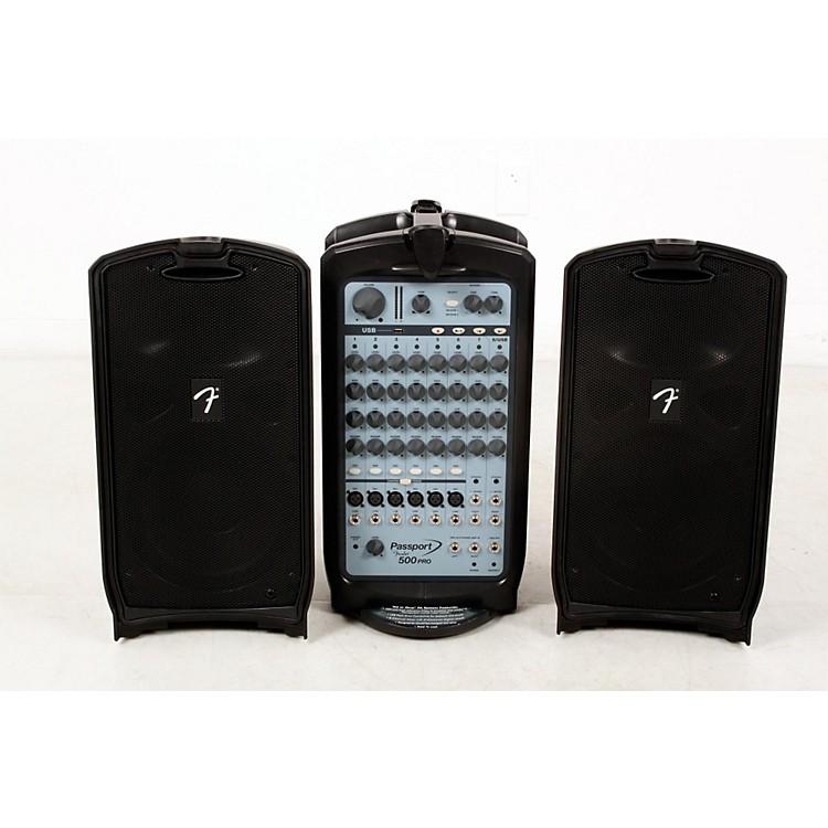 FenderPassport 500 Pro Portable PA System888365899367