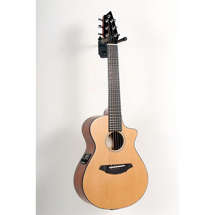 Breedlove Passport C250/CMe, T Travel Acoustic-Electric Guitar Natural 886830832000