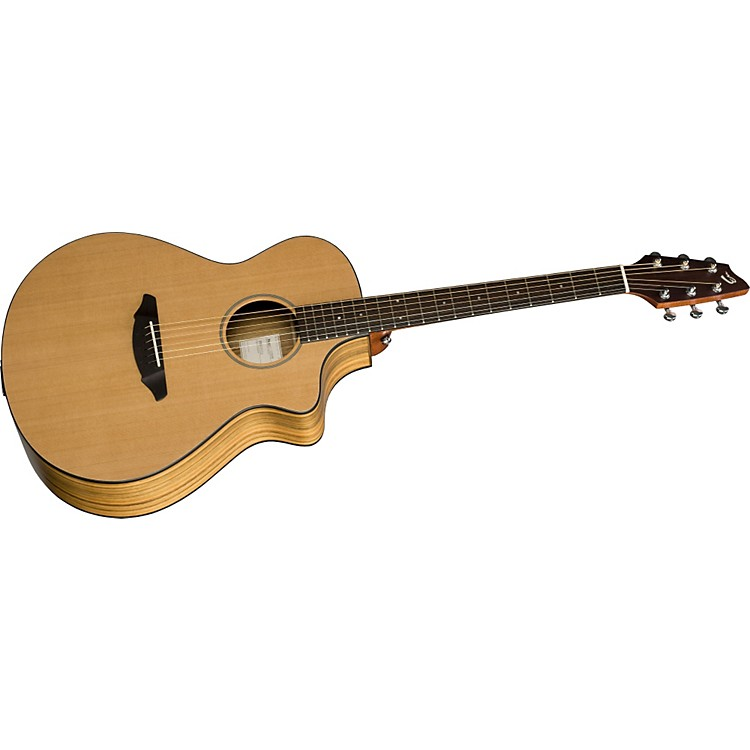 Breedlove Passport C250/COe Acoustic-Electric Guitar Natural