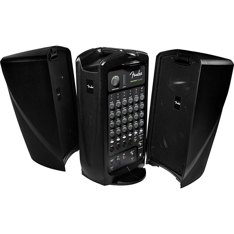 FenderPassport Event 375W Portable PA System
