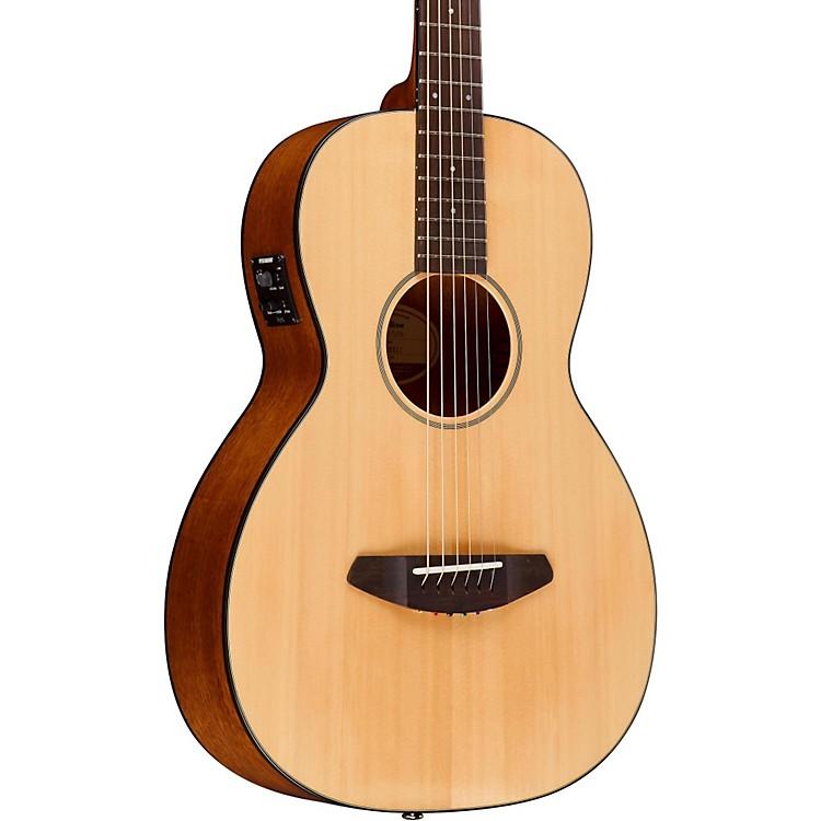 BreedlovePassport Spruce Top Parlor Acoustic-Electric GuitarNatural