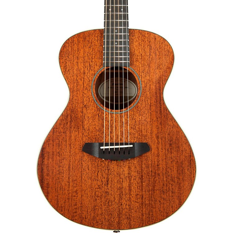 BreedlovePassport Traveler MN Mahogany Acoustic GuitarNatural