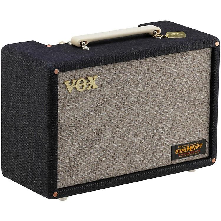 VoxPathfinder 10 10W 1x6.5 Limited Edition Denim Mini Guitar Combo Amp