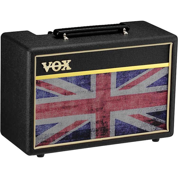 VoxPathfinder 10 10W 1x6.5 Limited Edition Union Jack Guitar Combo AmpBlack