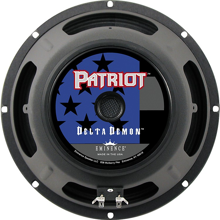 Eminence Patriot Delta Demon 10