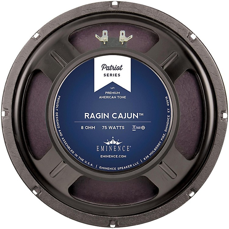Eminence Patriot Ragin' Cajun 10
