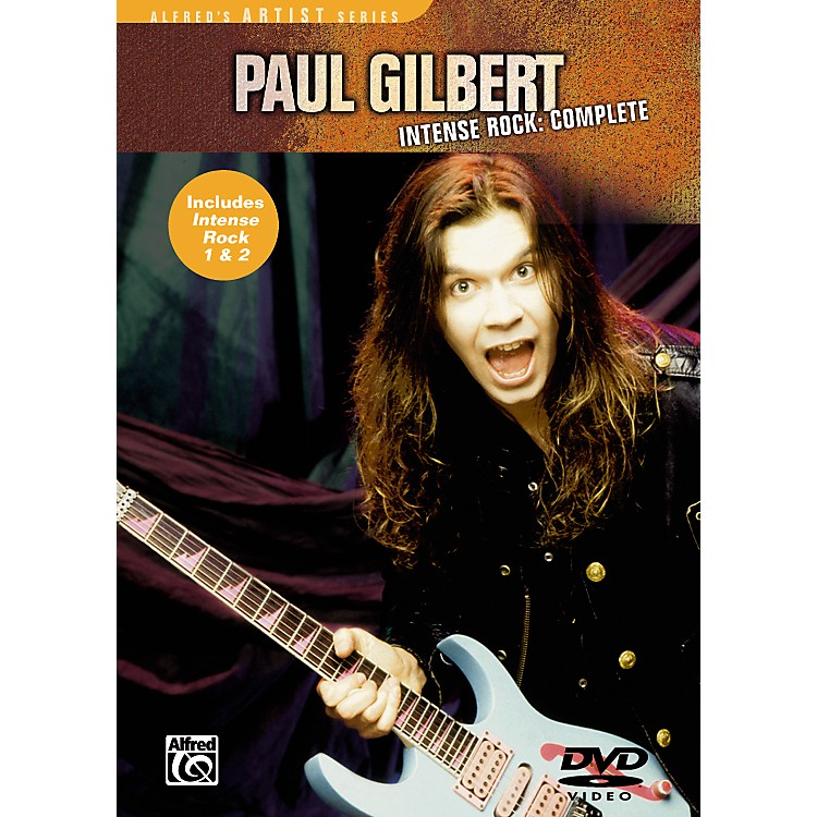 Alfred Paul Gilbert - Intense Rock: Complete DVD