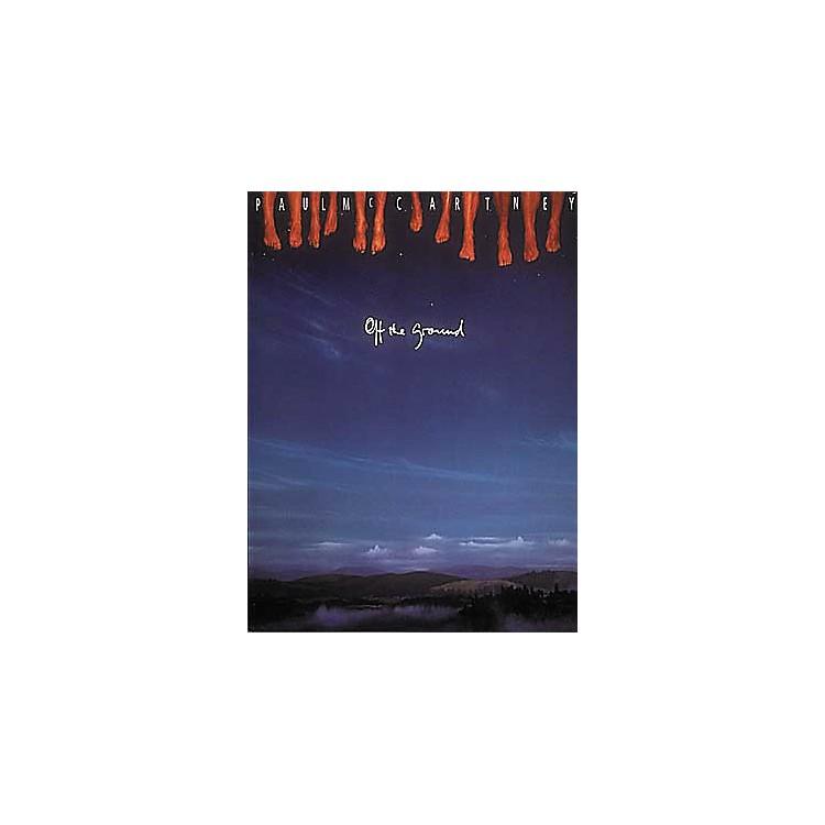 Hal LeonardPaul McCartney - Off The Ground Piano, Vocal, Guitar Songbook