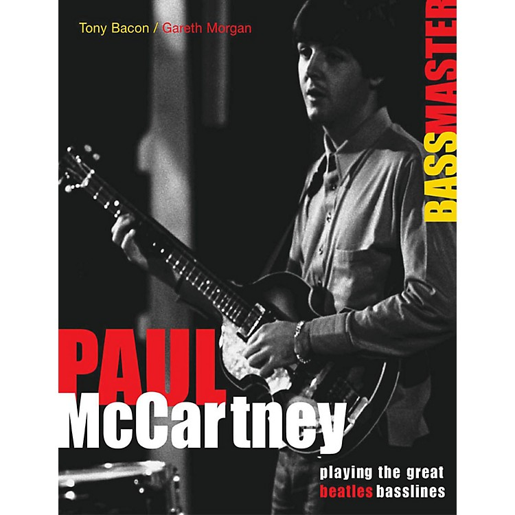 Backbeat Books Paul McCartney Bass Master