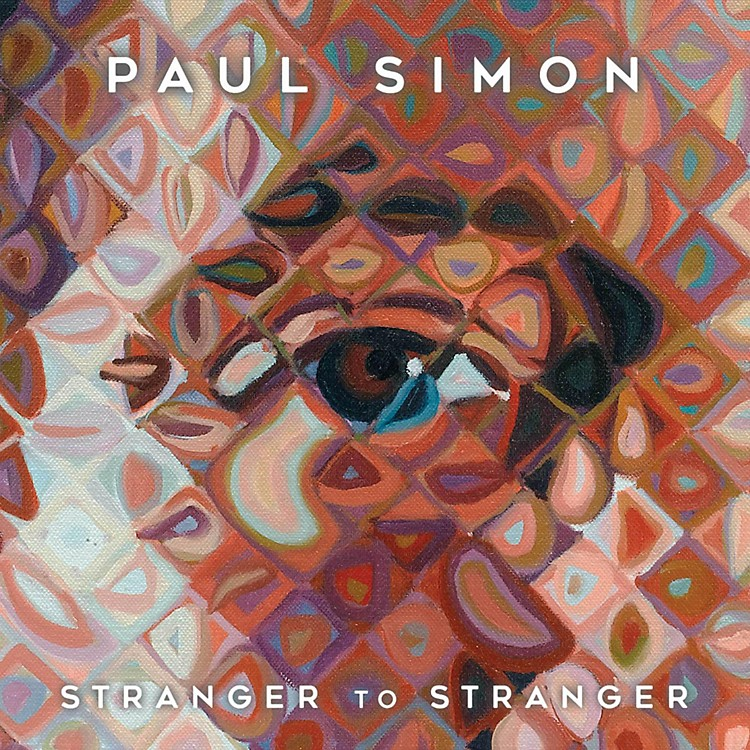 Universal Music Group Paul Simon - Stranger To Stranger [LP]