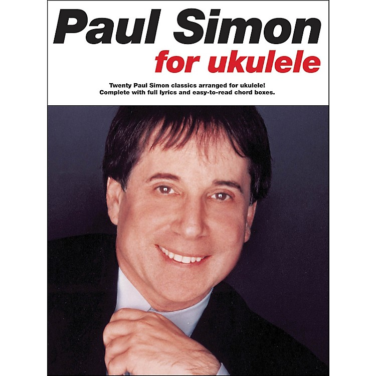 Music Sales Paul Simon for Ukulele