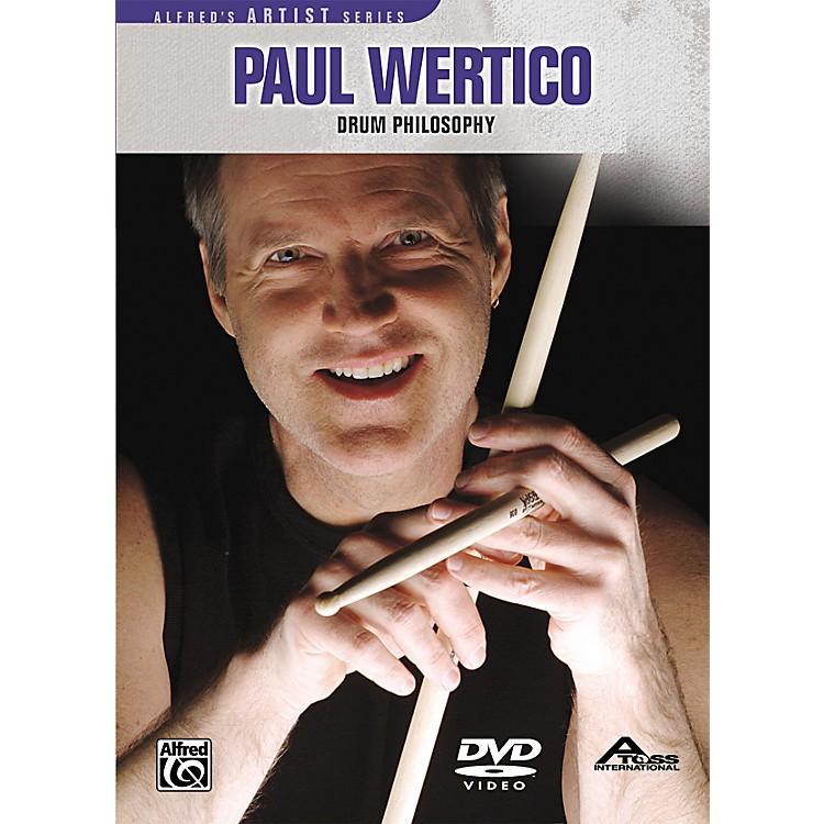 AlfredPaul Wertico - Drum Philosophy DVD