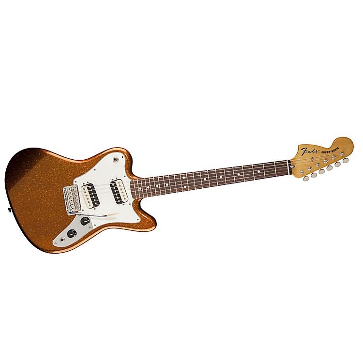 FenderPawn Shop Super-Sonic Electric GuitarSunfire Orange FlakeRosewood Fingerboard