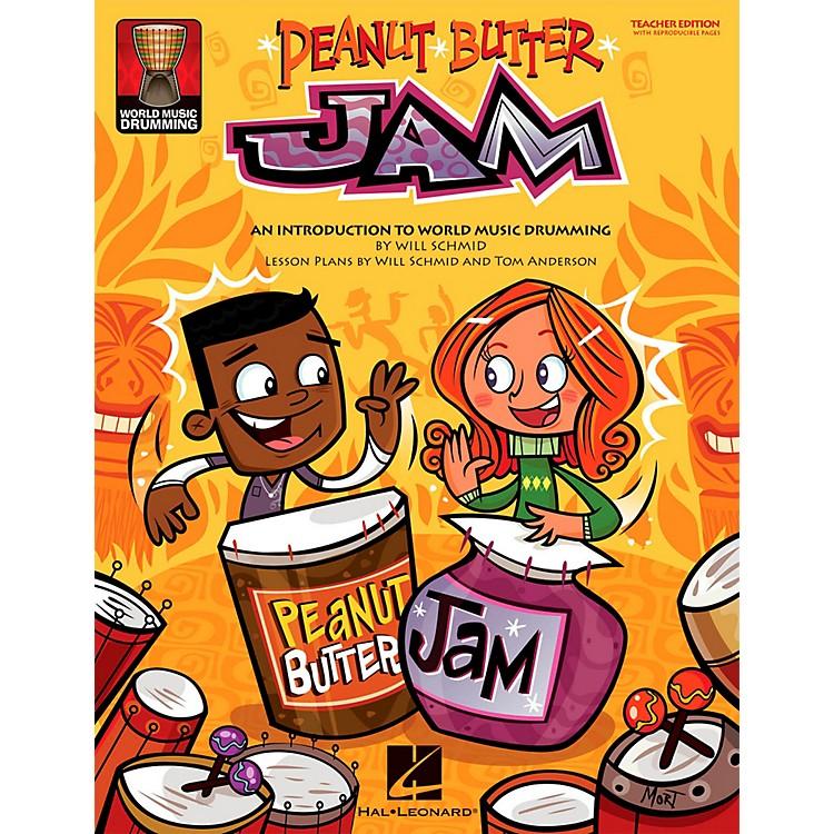 Hal LeonardPeanut Butter Jam - An Introduction to World Music Drumming Classroom Kit