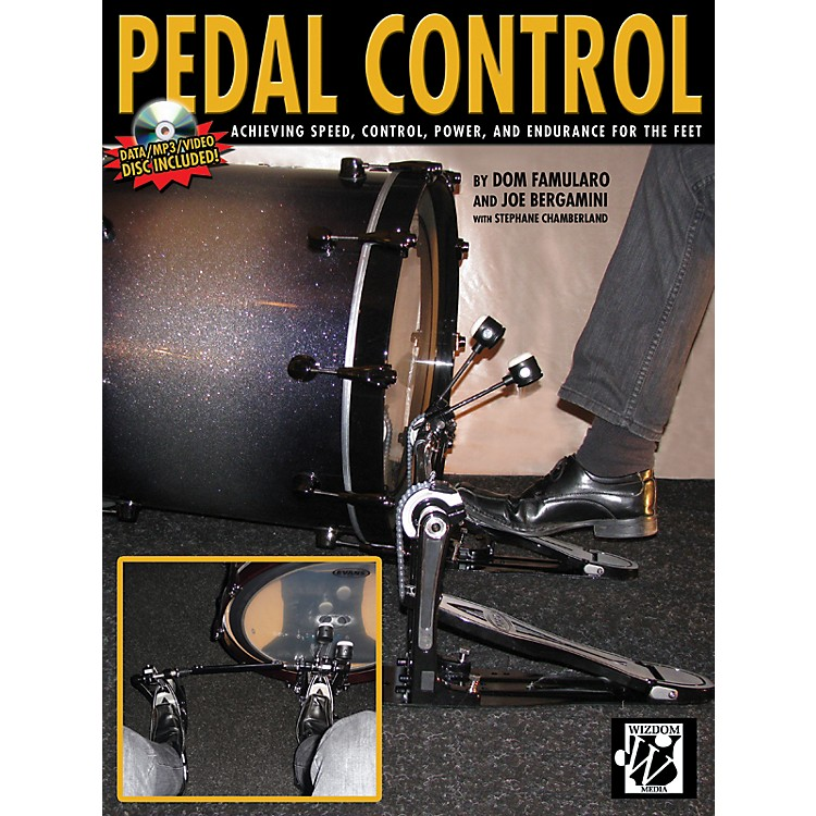 Alfred Pedal Control (Book/MP3)
