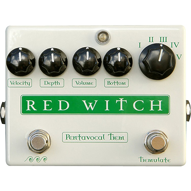 Red WitchPentavocal Tremolo Pedal