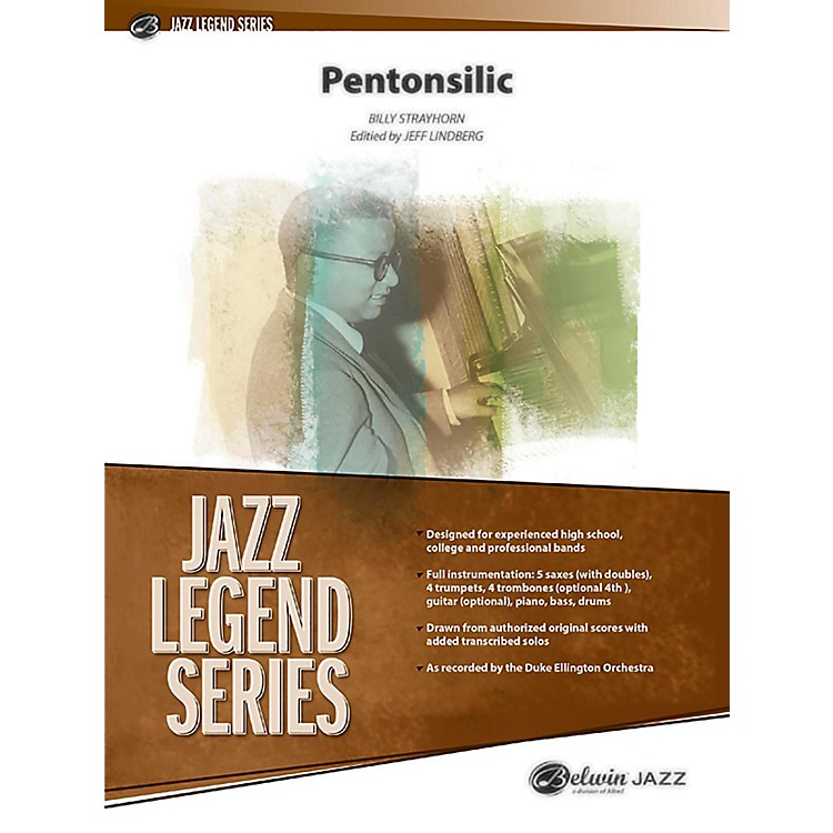BELWINPentonsilic Jazz Ensemble Grade 5 (Advanced / Difficult)