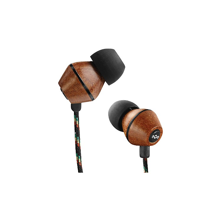 The House of MarleyPeople Get Ready - Midnight In-ear headphone (1-button controller)