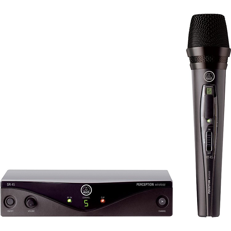 AKG Perception Wireless Vocal Set Band A