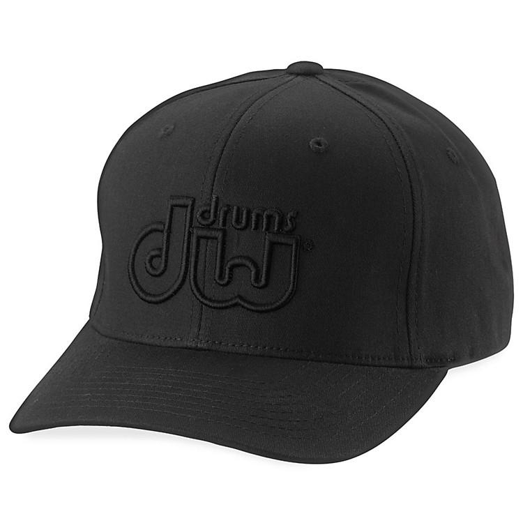 DWPerformance Hat Black On Black Small/Medium