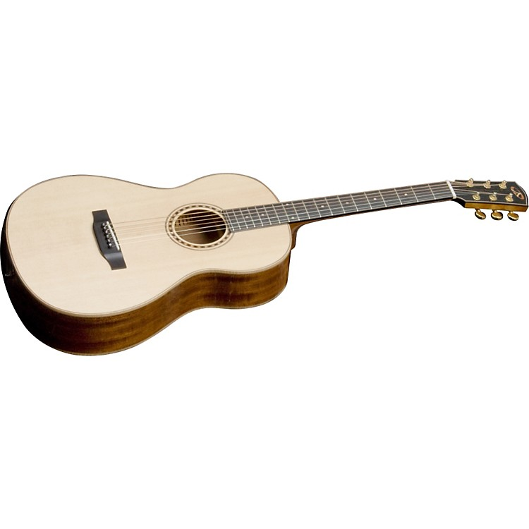 Bedell Performance OH-18-G Parlor Acoustic Guitar Gloss Natural