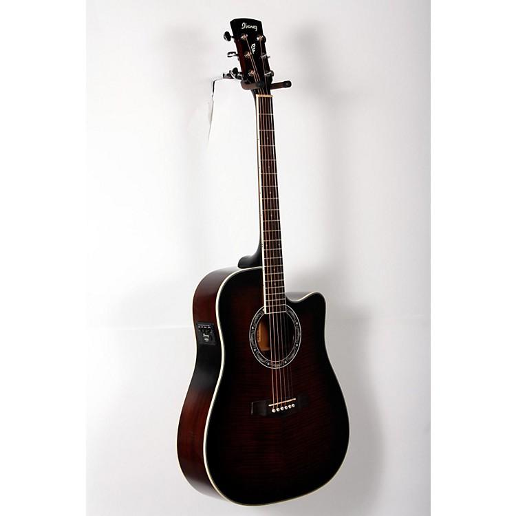 IbanezPerformance PF28ECE Dreadnought Cutaway Acoustic-Electric GuitarRegular888365894843