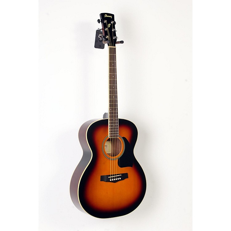 Ibanez Performance Series PC15 Grand Concert Acoustic Guitar Vintage Sunburst 888365899305