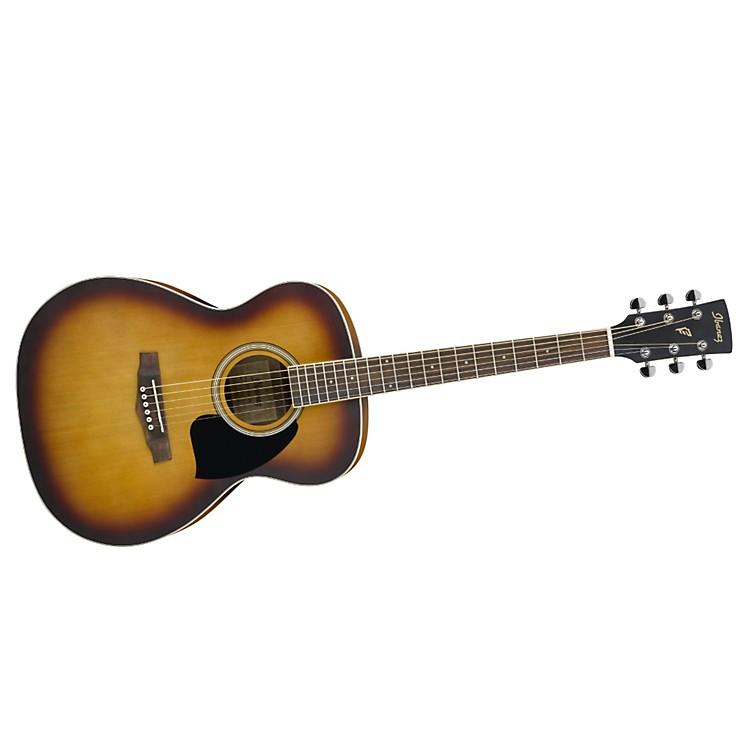 IbanezPerformance Series PC15 Grand Concert Acoustic Guitar Open PoreVintage Sunburst