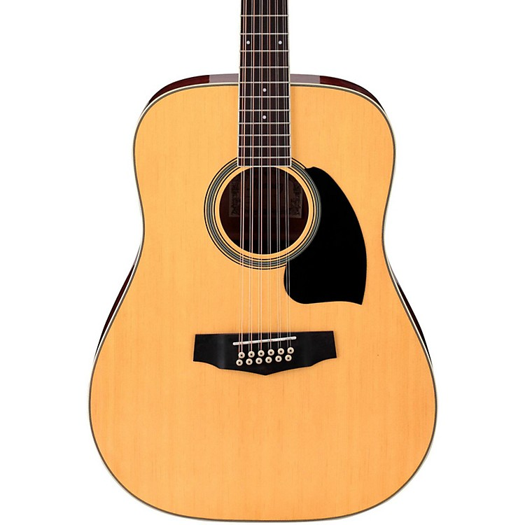 Ibanez Performance Series PF1512 Dreadnought 12-String Acoustic Guitar Natural