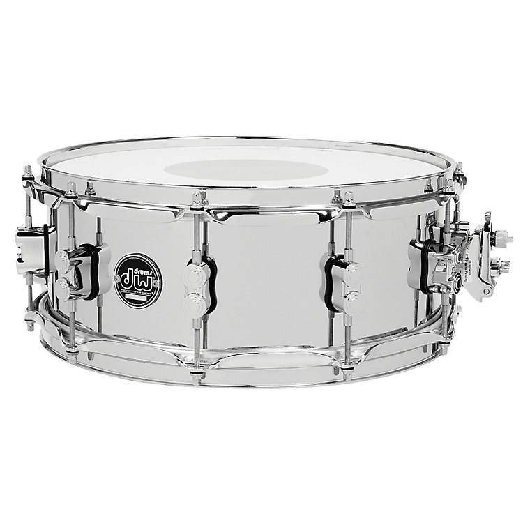 DWPerformance Series Steel Snare Drum14 x 5.5 in.