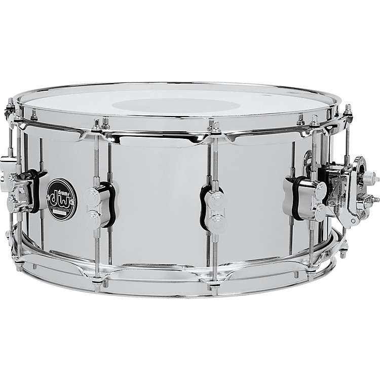 DW Performance Series Steel Snare Drum 6.5 x 14