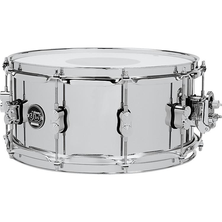 DWPerformance Series Steel Snare Drum6.5x14