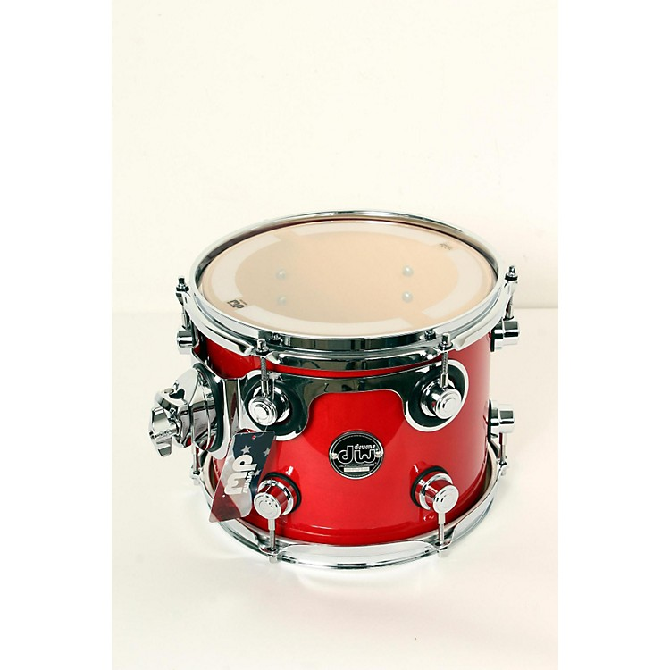 DW Performance Series Tom Candy Apple Lacquer, 8x10 888365830261