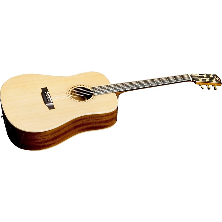Bedell Performance TB-17-G Dreadnought Acoustic Guitar Gloss Natural
