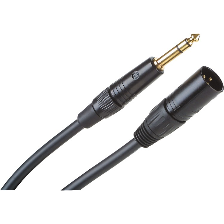 Monster Legacy Performer 500 Powered Monitor Cable XLR Male to TRS  6 Meters