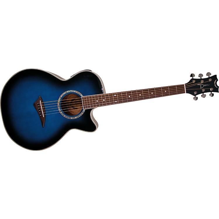 DeanPerformer E Acoustic-Electric GuitarBlue Burst